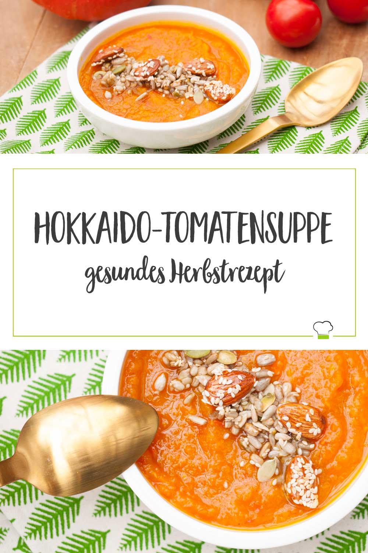 Hokkaido-Tomatensuppe