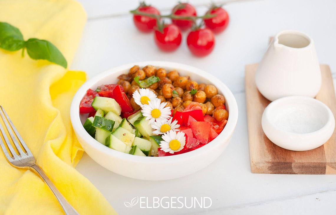 ELBGESUND Kichererbsen-Bowl