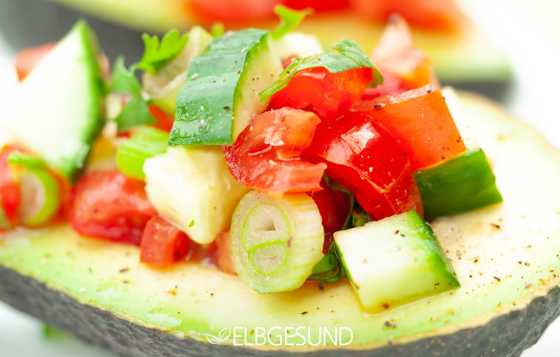 Avocado Salsa Guacamole