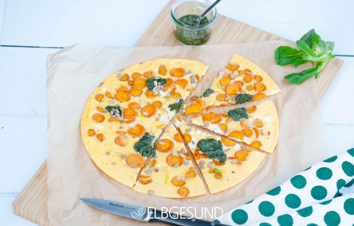 Tortilla Salatpesto