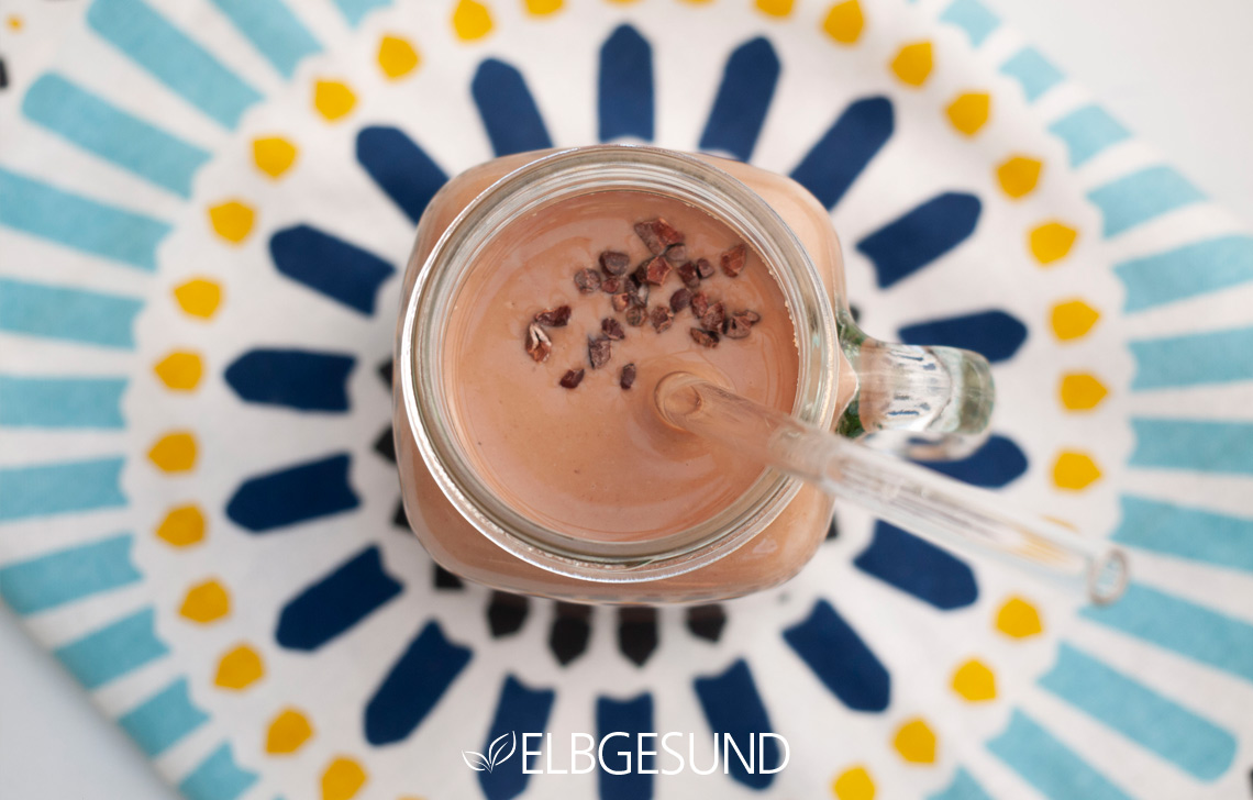 Peanutbutter-Smoothie